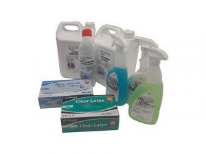 Natural Hygiene Washroom Consumeables