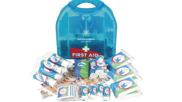 Natural Hygiene First Aid Kit Feature