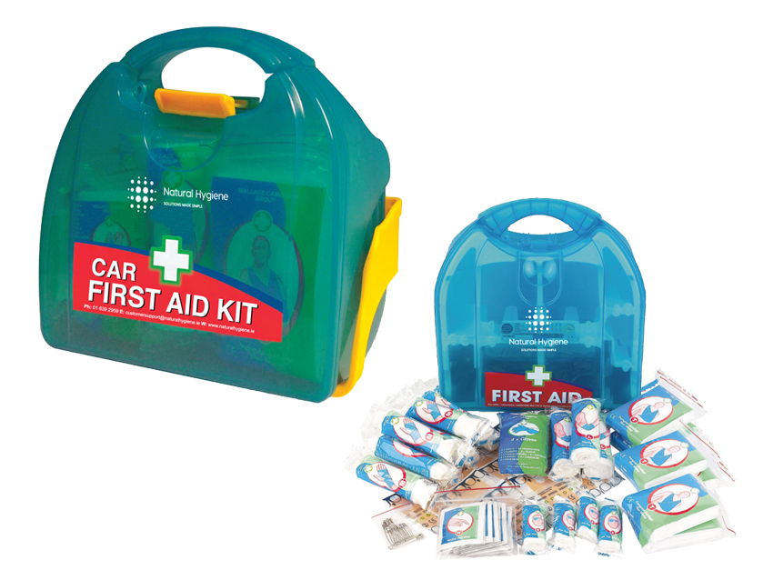 Natural Hygiene First Aid Kits