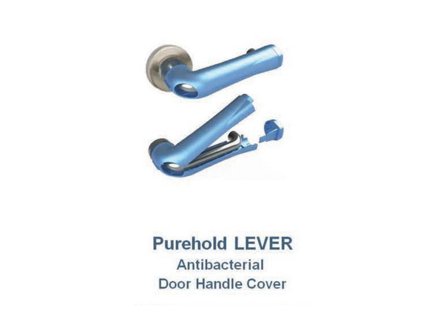 Natural Hygiene Purehold Lever Door Handle