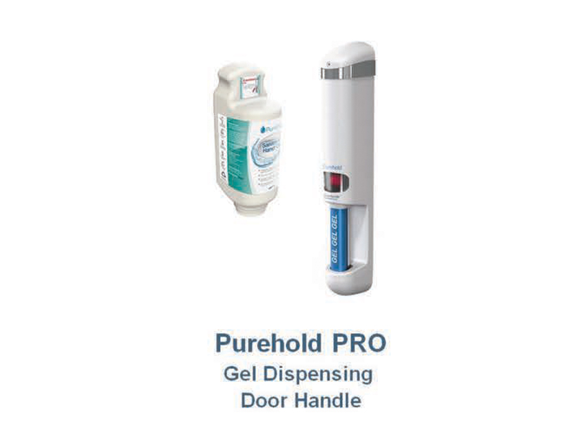 Natural Hygiene Purehold Pro Door Handle