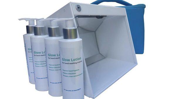Natural Hygiene UV Glow Box
