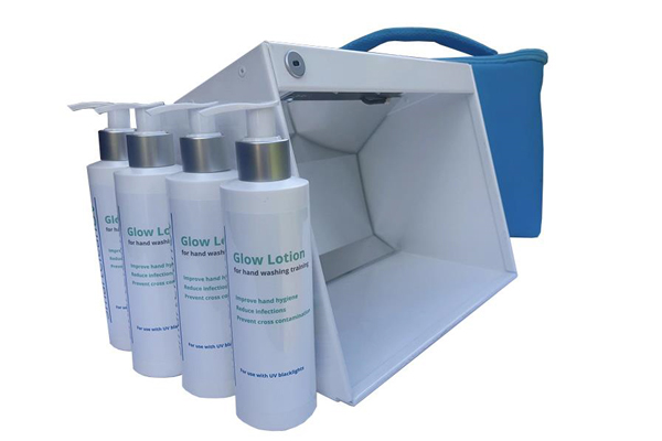 Natural Hygiene UV Glow Box